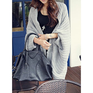 Best Women's Chunky Knit Cardigans Products on Wanelo