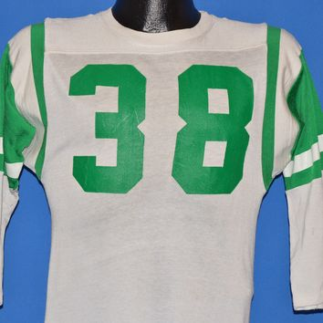 70s Rawlings #38 Crabtree Striped Jersey t-shirt Small