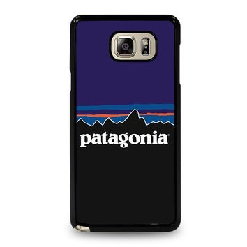 PATAGONIA FLY FISHING SURF Samsung Galaxy Note 5 Case Cover