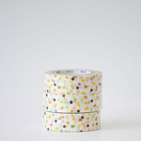 Masking Tape | 100s / 1000s (Yellow)