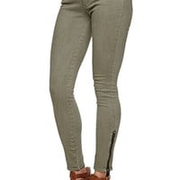 Bullhead Denim Co Low Rise Ankle Skinniest Jeans at PacSun.com
