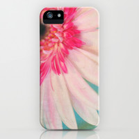 Blushing Moment iPhone & iPod Case by Lisa Argyropoulos