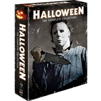 Halloween: The Complete Collection (Blu-ray) - Walmart.com