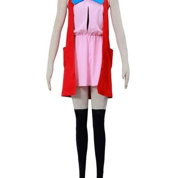 Pocket Monster XY Pokemon XY Serena Cosplay Costume