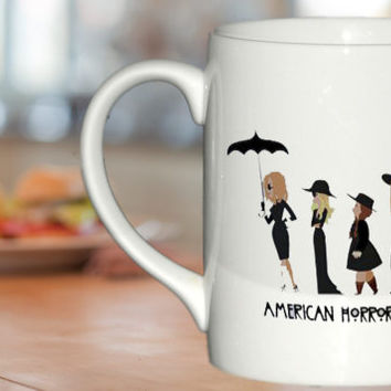 american horror story coven For Ceramic Mug Design