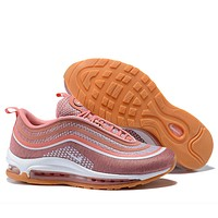 Trendsetter Nike Air Max 97 UL '17 Women Men Fashion Casual Sneakers Sport Shoes