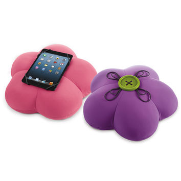 FOM® Flower Tablet Pillow at Brookstone—Buy Now!