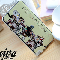 Pentatonix Collage Draw Phone Case For iPhone Samsung iPod Sony