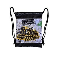 DrawString Bag 5 Seconds of Summer Sounds Good Feels Good tour