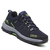 Outdoor Unisex Breathable Mesh Non-Slip Rubber Sole Clambing Hard-Resistant Walking Couple Shoes