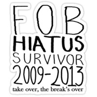 Fall Out Boy Hiatus Survivor