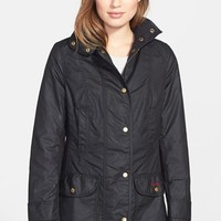 Barbour 'Squire' Waterproof Waxed Cotton