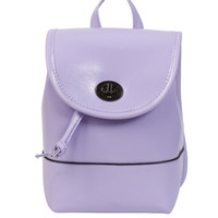 Jeanine Mini Backpack - Lavender
