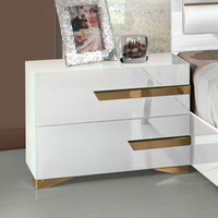 Marley 2 Drawer Nightstand
