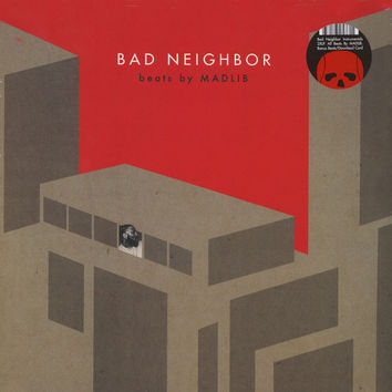 Madlib - Bad Neighbor Instrumentals LP