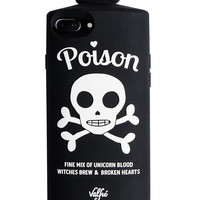 Poison 3D iPhone 6/6S Case (Black)
