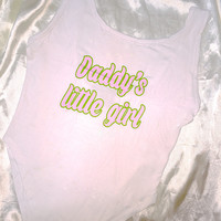 SWEET LORD O'MIGHTY! DADDY'S LIL GAL BODYSUIT