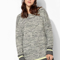 Silence + Noise Finish Line Sweater - Urban Outfitters