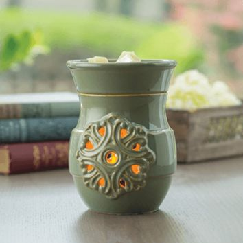 Medallion Candle Warmer