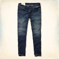 Hollister Classic Taper Zipper Fly Jeans
