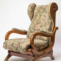 Library Chair, Mid 19th Century