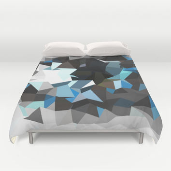 close up and personal Duvet Cover by Healinglove Art Products