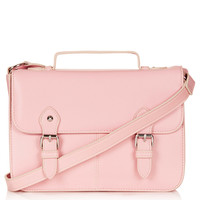 Edge Paint Satchel - Topshop