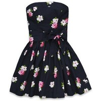 NWT Abercrombie & Fitch Annabel Floral Dress S Size Small