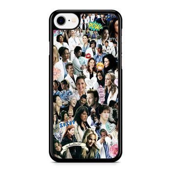 Greys Anatomy - Too Sassy For You iPhone 8 Case