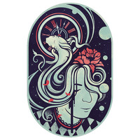 Enkel Dika's Lost in Time Wall Decal