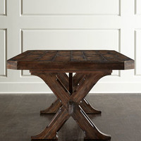 Vickery Trestle Dining Table