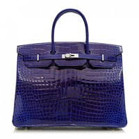 Hermès Electric Blue Birkin 40cm