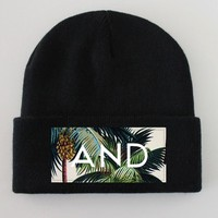 ANDCLOTHING — LTD Tropical AND Beanie <em>Coming 10/2/13</em>