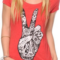 Imperial Motion Peace Hands T-Shirt