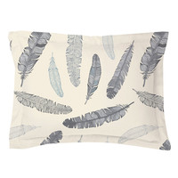 Goose Feathers Pillow Shams