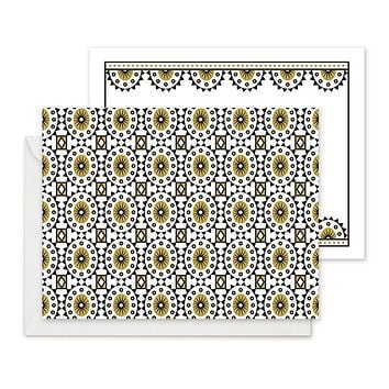 Art Deco - Stationery Notecards