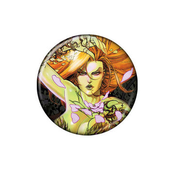 Poison Ivy Siren Button