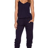 Loren Jumpsuit in Navy