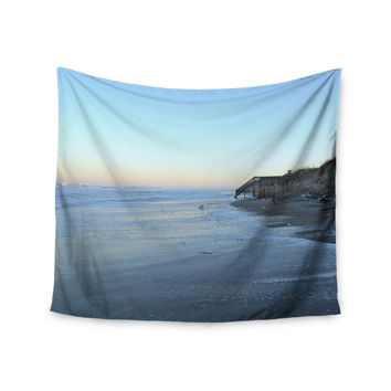 "Robin Dickinson ""Sand Surf Sunshine"" Beach Wall Tapestry"
