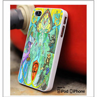 Maleficent Stained Glass Layouts Samsung Galaxy S3 S4 S5 Note 3 4 Case, iPhone 4S 5S 5c 6 Plus Case, iPod 4 5 Case
