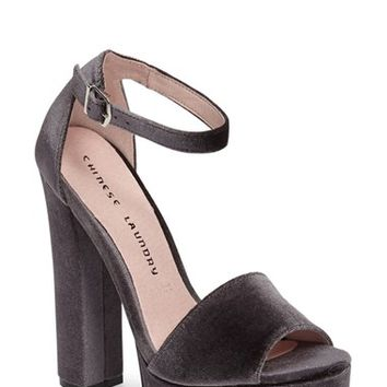 Chinese Laundry Ace Platform Sandal (Women) | Nordstrom