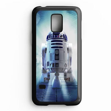 R2D2 Artoo Detoo Star Wars Droid Factory Samsung S5 Mini Case