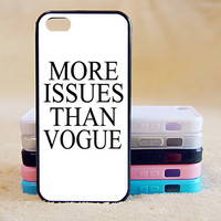 More issues than vogue, iPhone 4/4s/5/5s/5C, Samsung Galaxy S2/S3/S4/S5/Note 2/3, Htc One S/M7/M8, Moto G/X