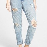 Junior Women's Billabong Boyfriend Jeans ,