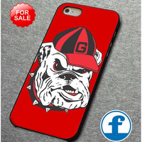 Georgia Dogs Football for iphone, ipod, samsung galaxy, HTC and Nexus PHONE CASE