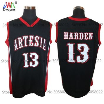 5c4548aa1af 2017 Men Dwayne Cheap Throwback Basketball Jersey James Harden J