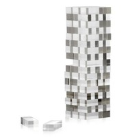 Acrylic Tumble Tower | Gifts for Him | Gifts | Z Gallerie