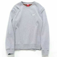 NIKE Women/Men Fashion Long Sleeve Round Neck Pullover Sweater Sweatshirt  G-A-BM-YSHY