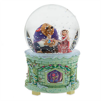 Beauty and the Beast Snowglobe | Disney Store