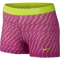 Nike Women's 3'' Pro Bolt Compression Shorts   DICK'S Sporting Goods
